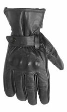 Guantes moto ROADSTER II CE VINTAGE M/9 NEGRO