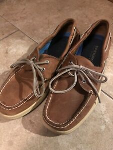 Sperrys docksiders /all leather  casual boat shoes