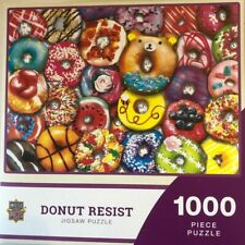 DONUT RESIT 1000 PC PUZZLE MASTER PIECES