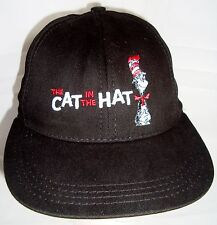 Universal Studios The Cat in the Cat Comes Back Baseball Cap Youth One Size