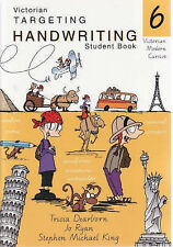 Targeting Handwriting VIC Student Book 6 9781741250930