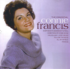 Connie Francis : The Essential (CD)