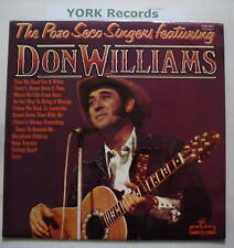 POZO SECO SINGERS - Best Of Ft Don Williams - Ex LP