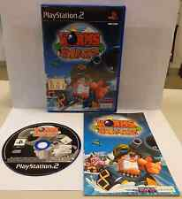 Console Gioco Game SONY Playstation 2 Play PS2 PAL ITALIANO WORMS BLAST Team 17