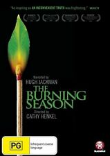 The Burning Season (DVD, 2010)