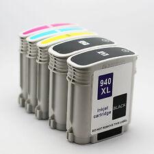 5PKs HP 940XL 940 XL Ink Officejet Pro 8500A Premium 8500 Wireless