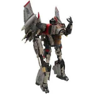Thunder Warrior SX-01 Transform Robot Action Figure Toy in stock