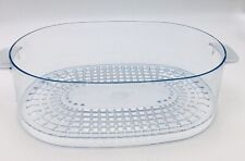 Oster 4711 Vegetable Food Steamer Replacement Part Steamer Basket Clear