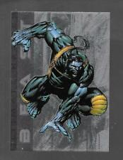 Marvel Universe 2011 Ultimate Heroes Foil Card Uh5 Beast David Finch