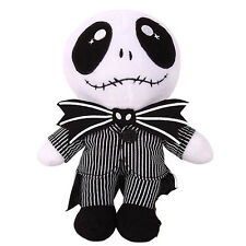 The Nightmare Before Christmas Jack Skellington plush Doll Toy US Shipping