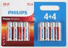 ALIMENTAZIONE BATTERIA ALCALINA AA 4 +4 Pack batterie Non-Rechargeable