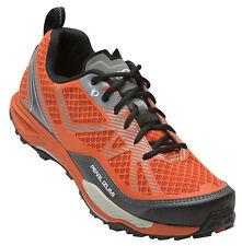 Pearl Izumi X-ALP Seek VII Casual MTB Cycling Shoes Red Orange - 42