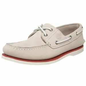 Timberland Men's Classic 2-Eye Boat Shoe(74035, 25077, 70559, Handsewn, 3 Color)