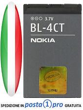 BATTERIA NOKIA BL4CT BL-4CT BL 4CT ORIGINALE PER X3 2720 fold 7230 860mAh