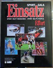 Sport Gala 2002 - Einsatz - (OSB Olympische Sport Bibliothek)