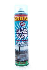 12 x Xanto Xapp Power Active Window Glass Cleaner 570m Car Windscreen Non Smear