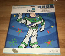 Disney Home Toy Story Buzz Lightyear Wall Art Mural Self Stick 4 Pc Walls My Way