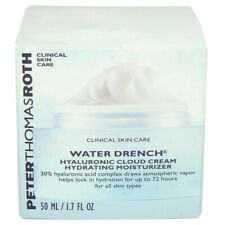 Peter Thomas Roth Water Drench Hyaluronic Cloud Cream 50ml Moisturizer Youthful
