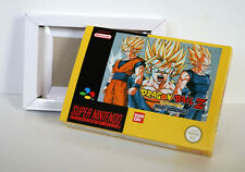 Boîte SNES – Dragon Ball Z Hyper Dimension [EUR]