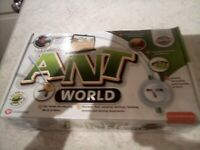 Ant World Kit Farm Children Explore Interactive Game Indoor Brain Development