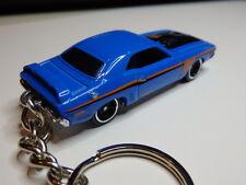 Hot Wheels Classic 65 Chevy Impala Lo-rider Keyfob Keychain Car Keyring