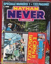 NATHAN NEVER Cybermaster Speciale 1 - SIGILLATO con ALBETTO - BONELLI EDITORE