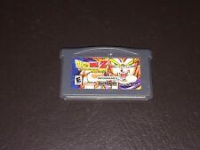 Dragon Ball Z The Legacy of Goku Nintendo Game Boy Advance GBA Cleaned & Tested