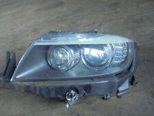 bmw e90-e91 passenger side xenon LCI headlight and bracket fits 2009-11