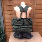 58 PATTERN WEBBING,Large Pack,Belt,Yoke,Bum Roll,Water,Kideny and Ammo Pouches
