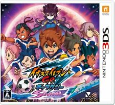 Used 3DS Inazuma Eleven GO Galaxy Super Nova Japan Ver.