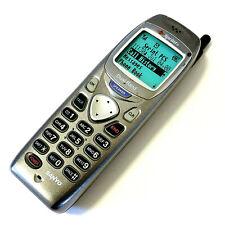 "SANYO SCP-4500 Vintage ADVERTISING / MODEL /DEMO CELLULAR ""BAR"" PHONE Sprint PCS"