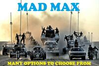 Mad Max * Options to choose from: 4K+Blu-ray and/or Fury Road: Blu-ray or DVD