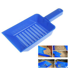 1pc Reptile Terrarium Aquarium Litter Sand Sieve Cleaning Poop Scoop Tool Kit