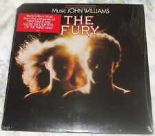 THE FURY (John Williams) orig. factory sealed USA stereo lp (1978) hype sticker