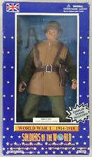 Formative Int Action Figur British Light Machine Gunner - WWI - Soldiers of VG
