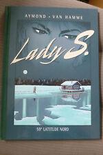 BD lady s n°3 latitude nord 59° TL900ex. pub pour CCIB 2006 TBE van hamme aymond