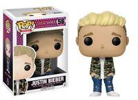 Funko Pop Vinyl - POP Rock - Justin Bieber Pop