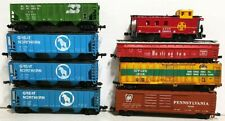 8 N Scale Great Freight Cars Rapido......Scroll Down