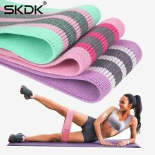 Fabric Resistance Band Exercise Workout Fitness Training Band Hip Legs Elastic