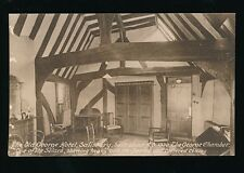 Wiltshire Wilts SALISBURY Old George Hotel Chamber pre1919 PPC