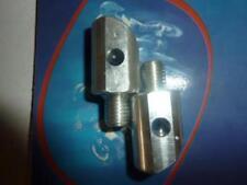 Subbase de reposapiés moto Beta 50 RR 08BE01 Nuevo soporte aluminio platino c