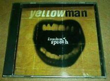 Yellowman-Freedom of Speech/CD/1997/Scatola Originale Sealed/RAS Records/reggae
