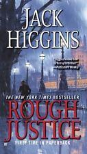 Rough Justice by Jack Higgins (2009, Paperback)