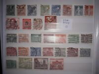 (P) Germany Early Berlin 1948-1949 Selection, Used. Free UK P&P.