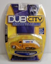 JADA '39 DODGE AIRFLOW TANKER DIE-CAST UNION 76 DUB CITY WAVE 17 MOSC 2007 HTF