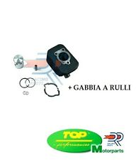 CILINDRO DR KT00005 SP.10 Ø38,4 GHISA PIAGGIO CIAO MIX TEEN 50 2T 96-01+GABBIA