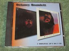 DELANEY BRAMLETT some things coming & Mobius strip ACADIA CD album ACAM 8171 NEW