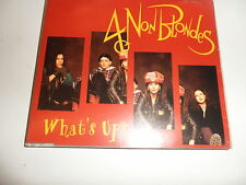 CD 4 non blondes – what's up?