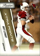 2010 Prestige Xtra Points Gold #4 Matt Leinart Cardinals /250