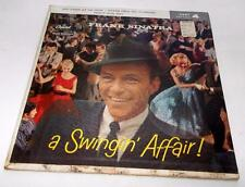Frank Sinatra A Swingin Affair 1957 Capitol EAP4 803 45rpm Picture Sleeve VG++